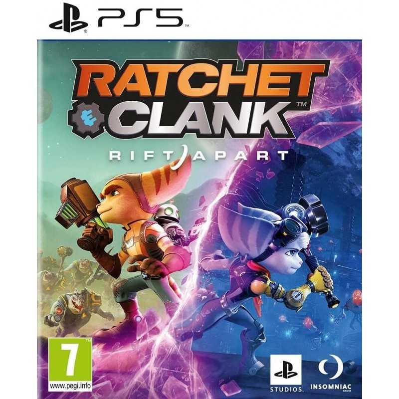 Ratchet & Clank Rift Apart PS5 - JEUX PS5 - gamezone