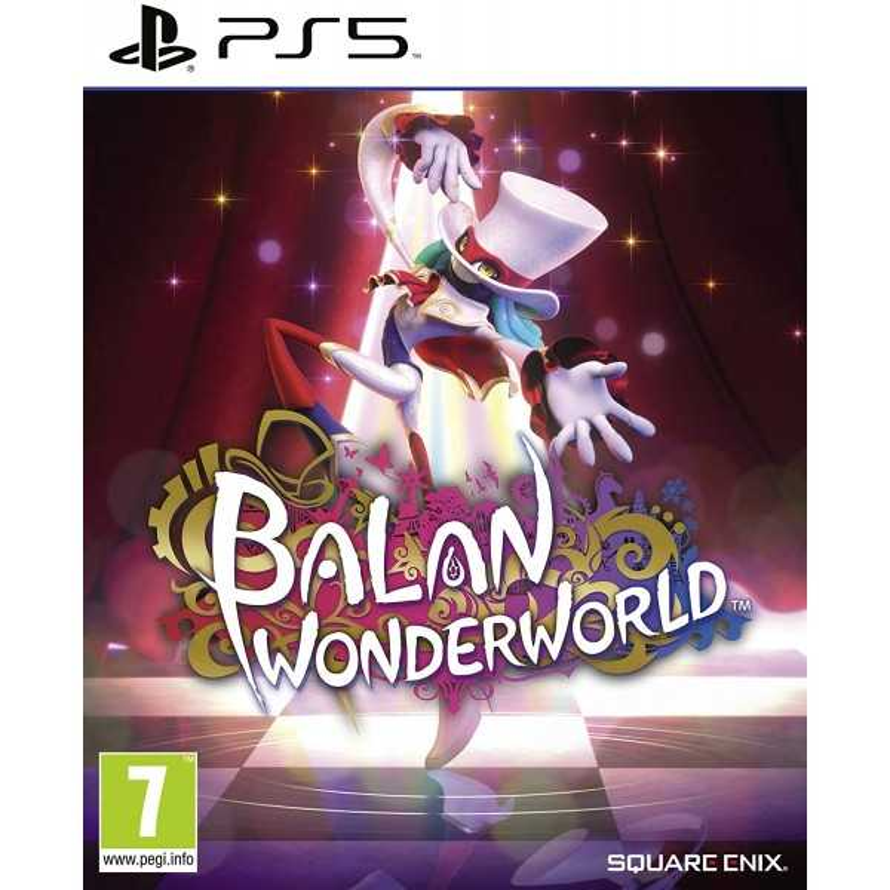 Balan Wonderworld PS5 - JEUX PS5 - gamezone