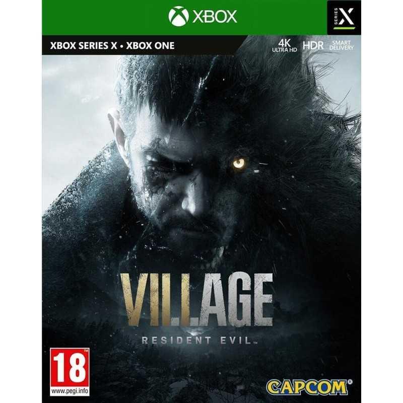Resident Evil Village (Xbox Series X et Xbox One) - JEUX XBOX - gamezone