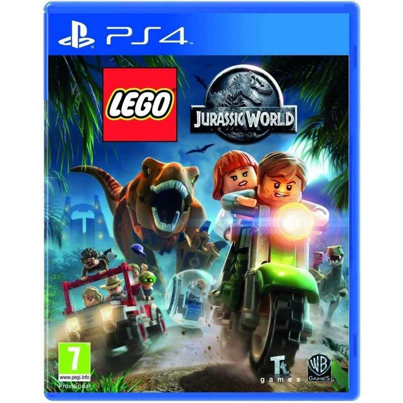 Lego Jurassic World PS4 - JEUX PS4 - gamezone