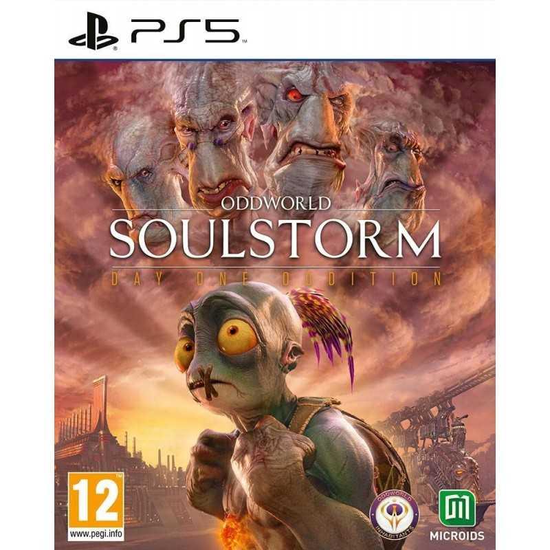 Oddworld Soulstorm PS5 - JEUX PS5 - gamezone