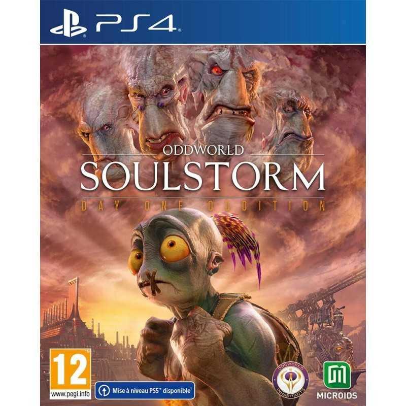 Oddworld Soulstorm PS4 - JEUX PS4 - gamezone