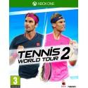Tennis World Tour 2 (Xbox Series X et Xbox One) en Tunisie