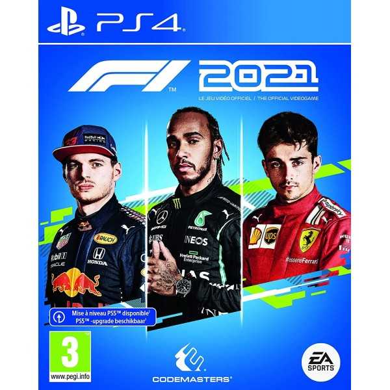F1 2021 PS4 - JEUX PS4 - gamezone