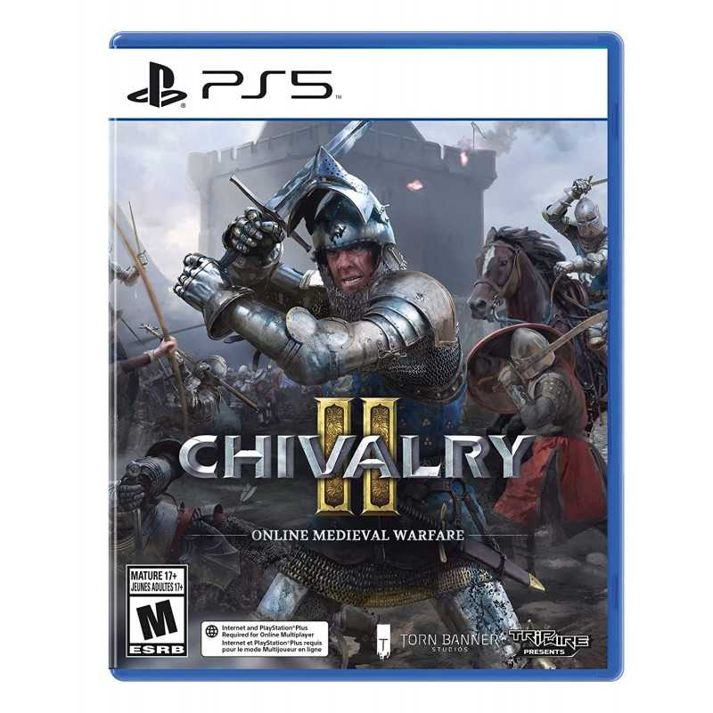 Chivalry 2 PS5 - JEUX PS5 - gamezone