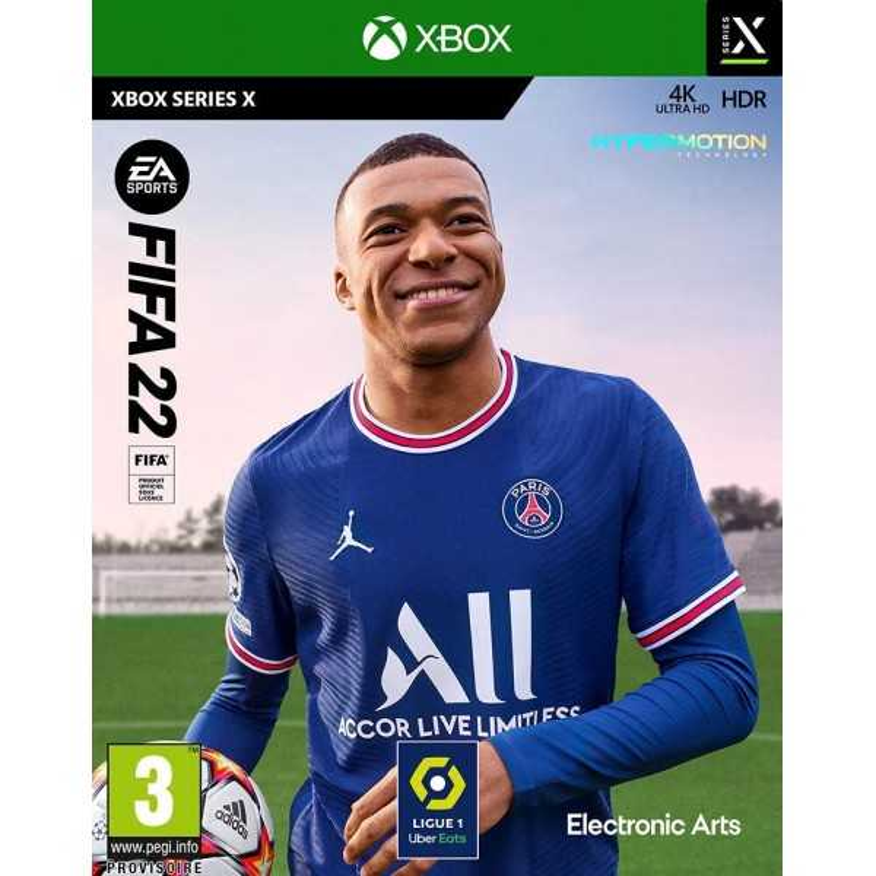 FIFA 22 (Xbox Series X)حصري بالتعليق العربي - JEUX XBOX - gamezone