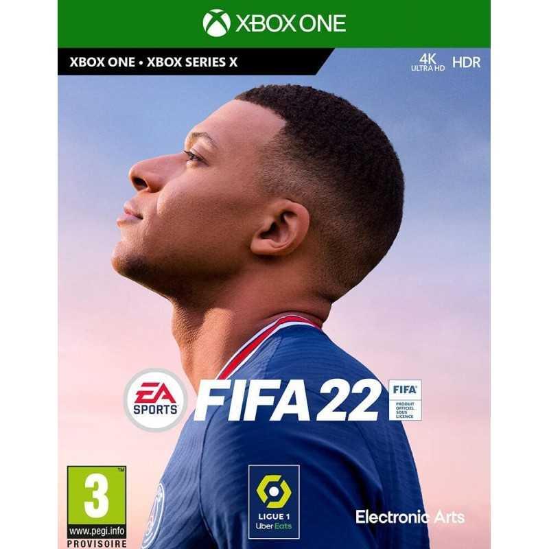 FIFA 22 (Xbox One) حصري بالتعليق العربي - JEUX XBOX - gamezone
