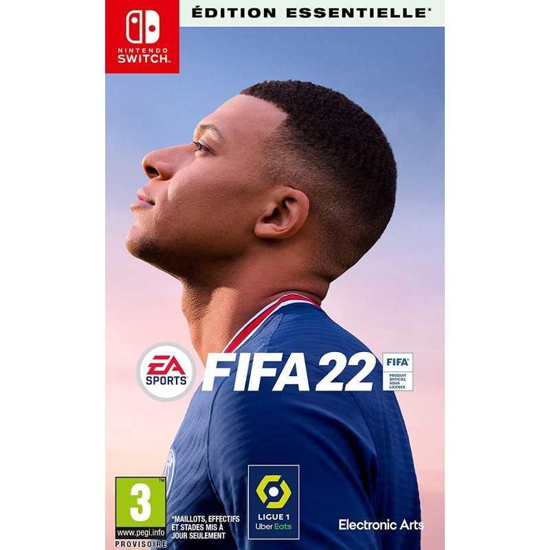 FIFA 22 Nintendo Switch - Jeux Switch - gamezone