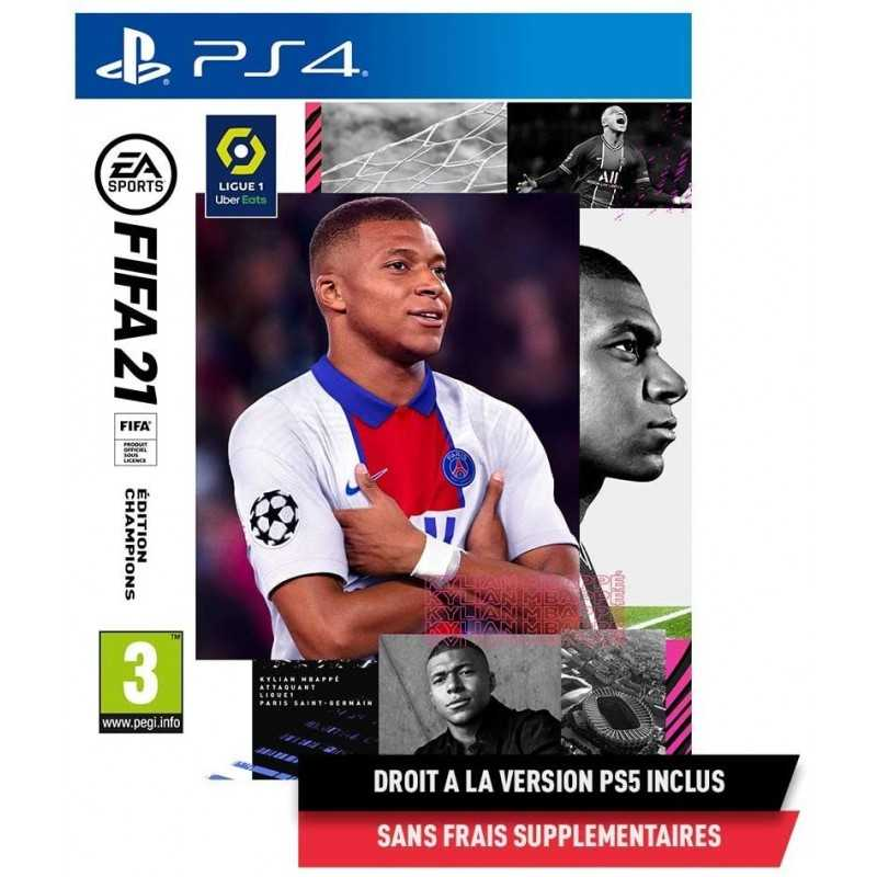 FIFA 21 Edition Champions Playstation 4 FRANCAIS - JEUX PS4 - gamezone