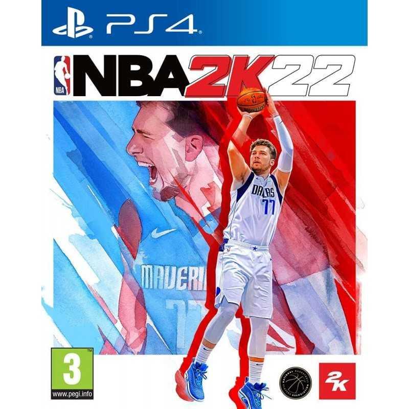 NBA 2K22 Playstation 4 - JEUX PS4 - gamezone