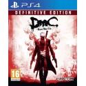 Devil May Cry - Definitive Edition PlayStation 4 en Tunisie