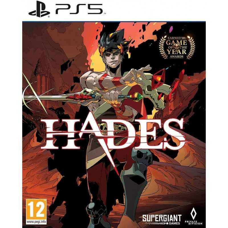 Hades PS5 - JEUX PS5 - gamezone