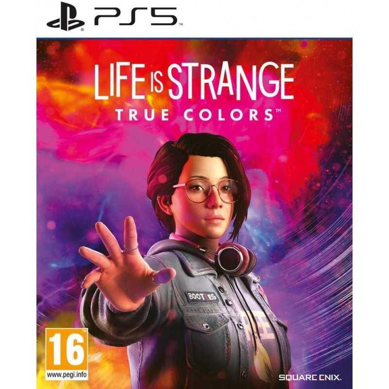 Life Is Strange: True Colors PS5 - JEUX PS5 - gamezone