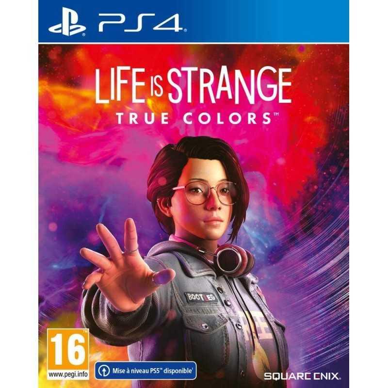 Life Is Strange: True Colors PS4 - JEUX PS4 - gamezone