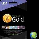 Razer Gold USD 100$ en Tunisie