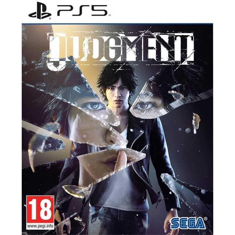 Judgment PS5 - JEUX PS5 - gamezone