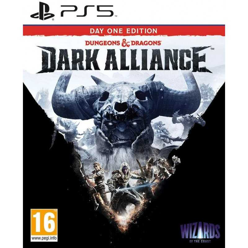 Dark Alliance Dungeons & Dragons Day One Edition PS5 - JEUX PS5 - gamezone