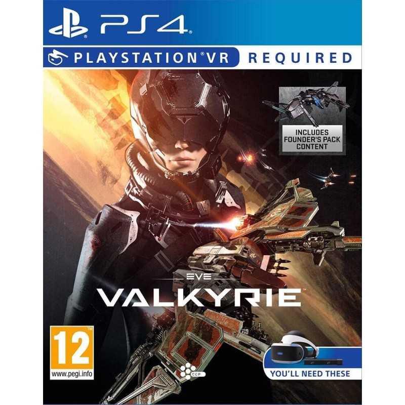 EVE Valkyrie PS4 PlayStation VR (PSVR) - JEUX PS4 - gamezone