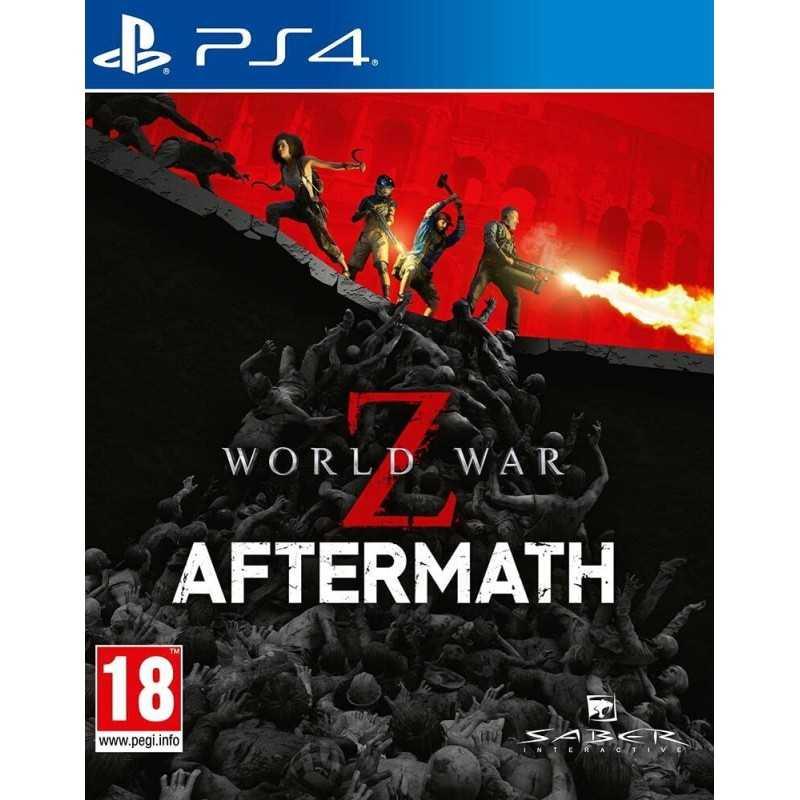 World War Z: Aftermath PS4 - JEUX PS4 - gamezone