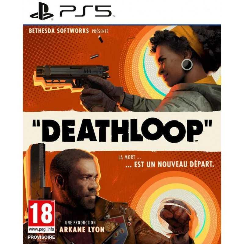 Deathloop PS5 - JEUX PS5 - gamezone