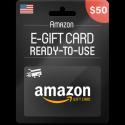Amazon Gift Card USA USD 50 en Tunisie