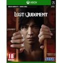 Lost Judgment Xbox (Xbox Series X et Xbox One) en Tunisie