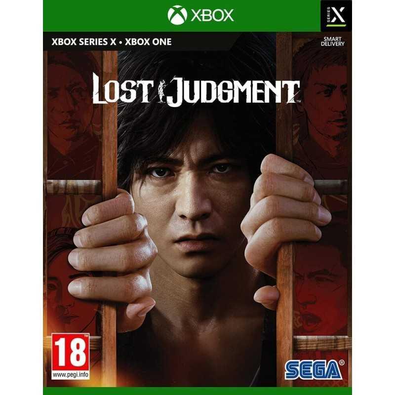 Lost Judgment Xbox (Xbox Series X et Xbox One) - JEUX XBOX - gamezone