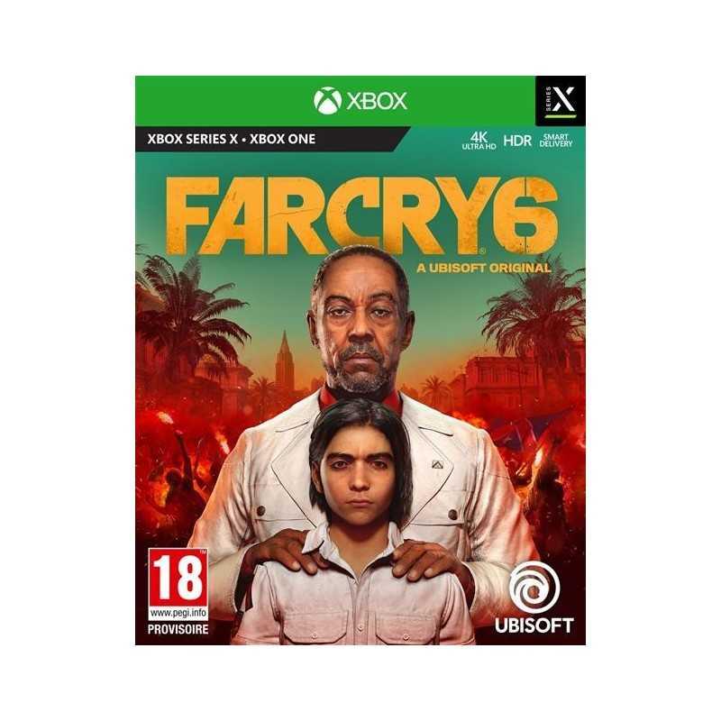 Far Cry 6 Xbox (Xbox Series X et Xbox One) - JEUX XBOX - gamezone