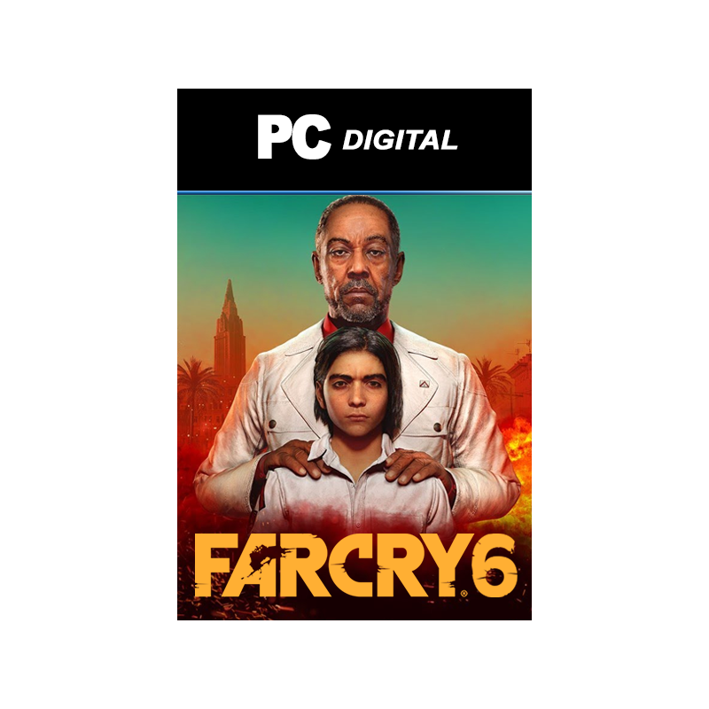 Far Cry 6 PC - JEUX PC - gamezone