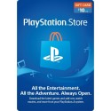 Carte PSN 10$ Playstation Store PS4/PS3/PS Vita Compte US en Tunisie