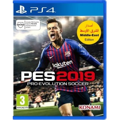 Pro Evolution Soccer 2019...