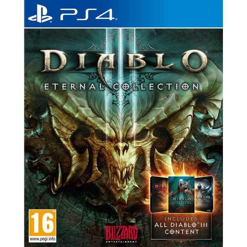 Diablo III: Eternal Collection PlayStation 4 en Tunisie