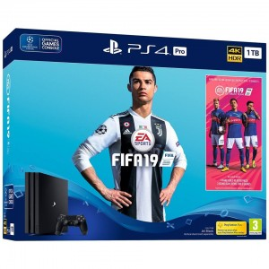 Pack Sony Console PS4 Pro 1...