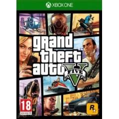 Grand Theft Auto V Xbox ONE [DIGITAL CODE] en Tunisie