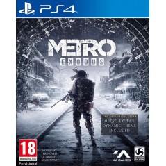 Metro Exodus PlayStation 4 en Tunisie
