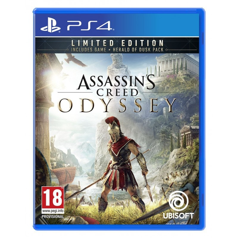 Assassin's Creed Odyssey - Limited Edition PlayStation 4 en Tunisie