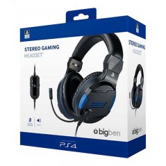 casque micro PS4 Official Stereo bigben en Tunisie