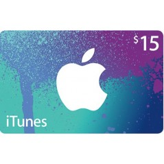 iTunes Gift Cards US 15$ en Tunisie