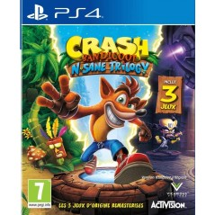 Crash Bandicoot N.sane trilogy en Tunisie