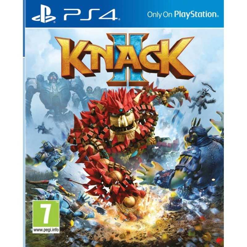 Knack 2 Playstation 4 en Tunisie