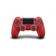MANETTE DUALSHOCK PS4 V2 Rouge en Tunisie