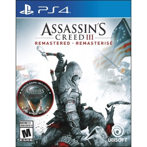 Assassin's Creed 3 + Assassin's Creed Liberation Remastered en Tunisie