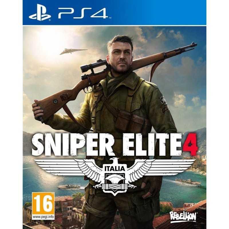 Sniper Elite 4 Italia en Tunisie