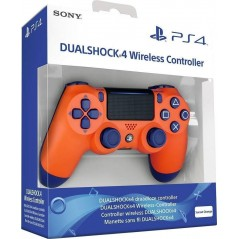 Manette Dual Shock 4 V2 PS4 Sunset Orange en Tunisie