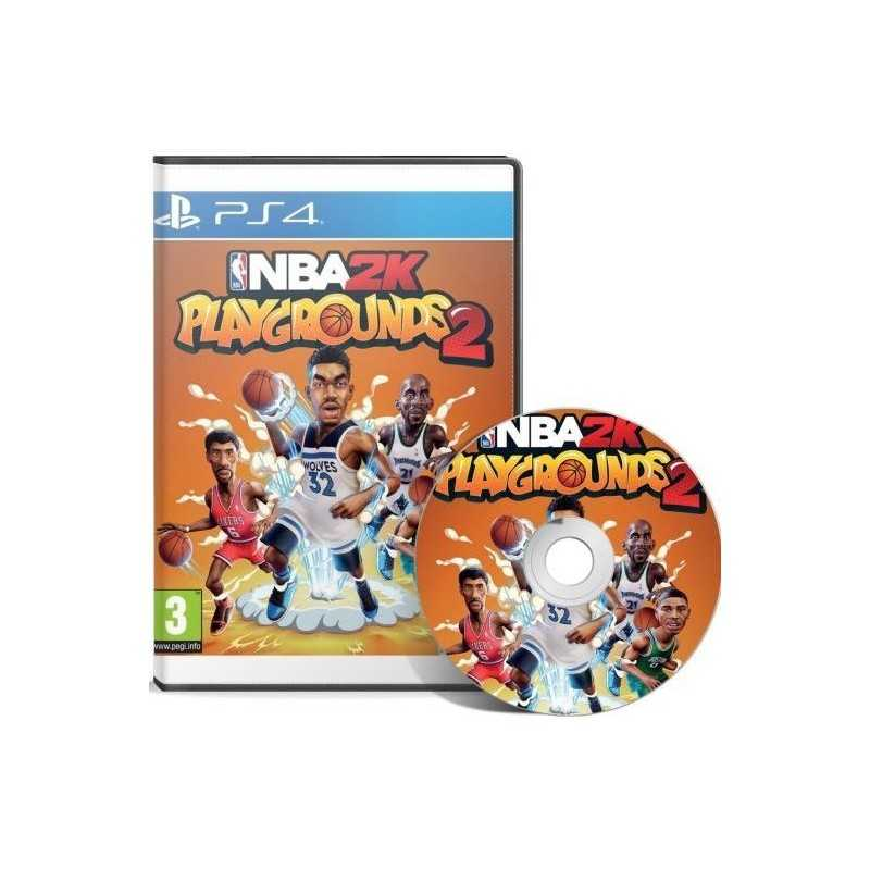 NBA 2K Playgrounds 2 PlayStation 4 en Tunisie