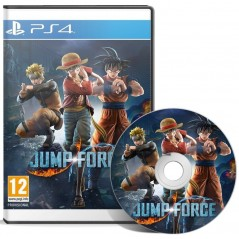 Jump Force PlayStation 4 en Tunisie