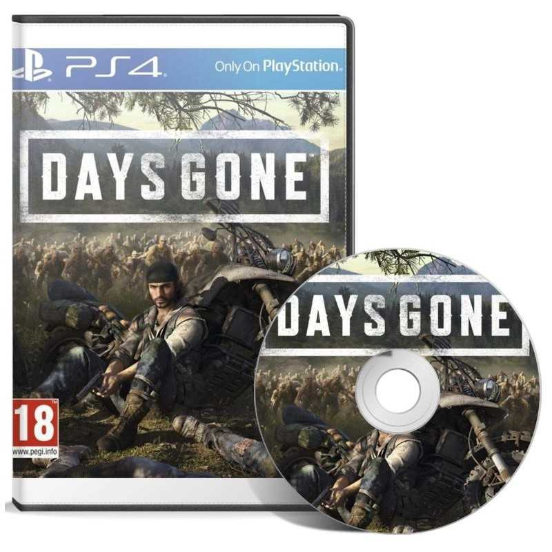 Days Gone Playstation 4 - JEUX PS4 - gamezone