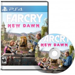 Far Cry New Dawn PlayStation 4 en Tunisie