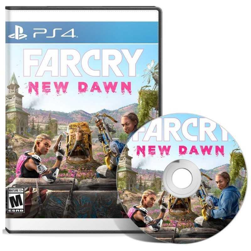 Far Cry New Dawn PlayStation 4 en Tunisie