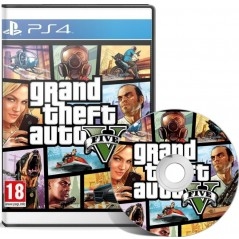 Grand Theft Auto V GTA V PlayStation 4 Édition Premium en Tunisie